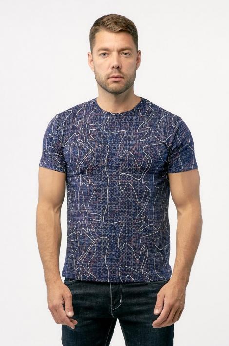 рубашка в клетку классическая монтана Montana рубашки T-249
