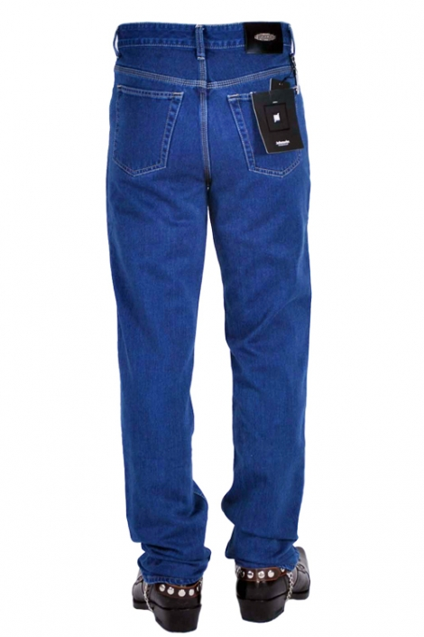 джинсы мужские синие мягкие Johnwin( Hugo Boss) джинсы классические 008.101.26