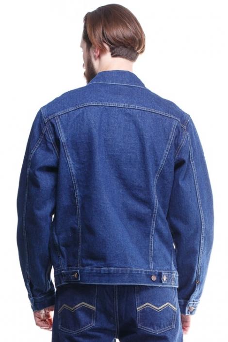 куртка джинсовая синяя 12062 Montana джинсовые куртки 12062