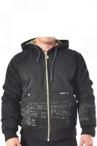 куртка теплая мужская Cordial Jeans джинсовые куртки 1126