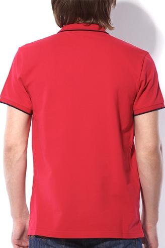 футболка-поло красная Montana футболки поло 21171 red
