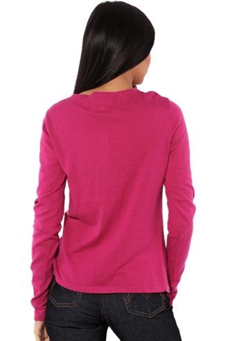 джемпер женский montana Montana майки и футболки 26651 Fuschia
