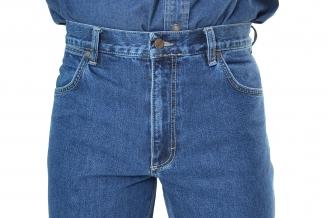 Мужские джинсы Wrangler плотные. Реплика.