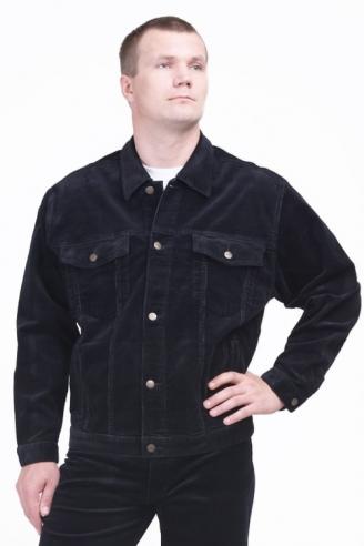 Куртка вельветовая Монтана Nav