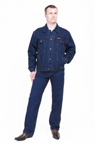 Джинсовый костюм Монтана 5014