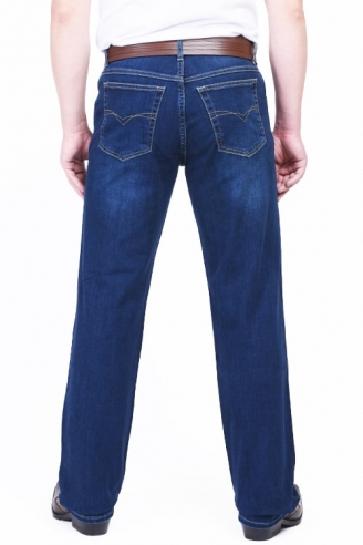 джинсы со стрейчем синие Lexus Jeans джинсы классические 347-6504
