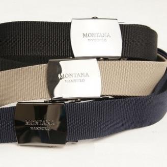 ремень текстильный montana 31022 Montana ремни 31022