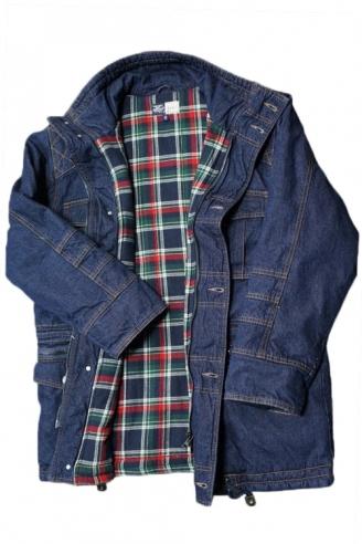 куртка мужская montana 12030 Montana джинсовые куртки 12030