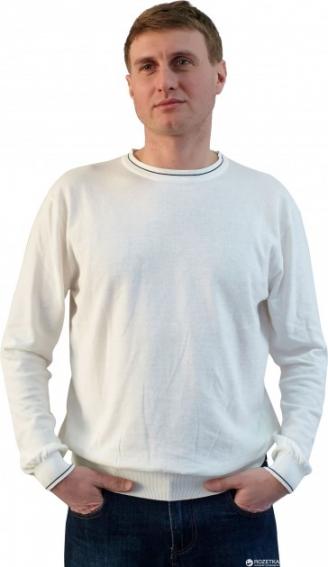 свитер мужской белый Montana толстовки и свитера 26094