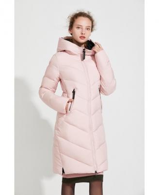 куртка pel 630 розовый Bayron пуховики 630