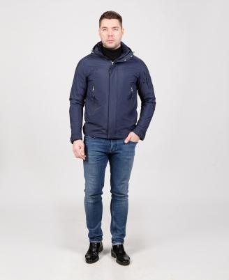 Куртка синяя Tiger Force 51147