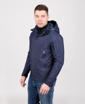 куртка синяя tiger force 51147 Tiger Force куртки и ветровки 51147