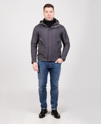 Куртка серая Tiger Force 51147
