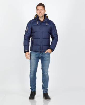 куртка синяя tigerforce 71450 Tiger Force пуховики 71450