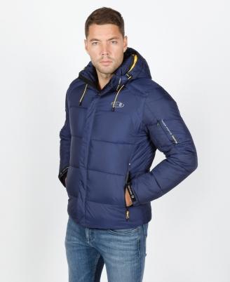 Куртка синяя TigerForce 71450