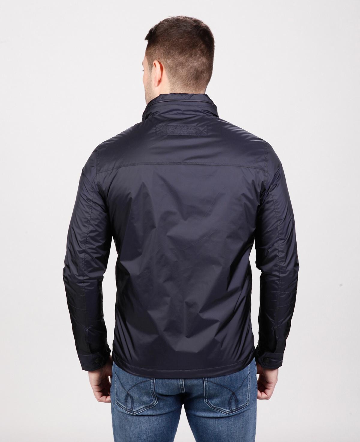 куртка темно-синяя tiger force 51174 Tiger Force куртки и ветровки 51174