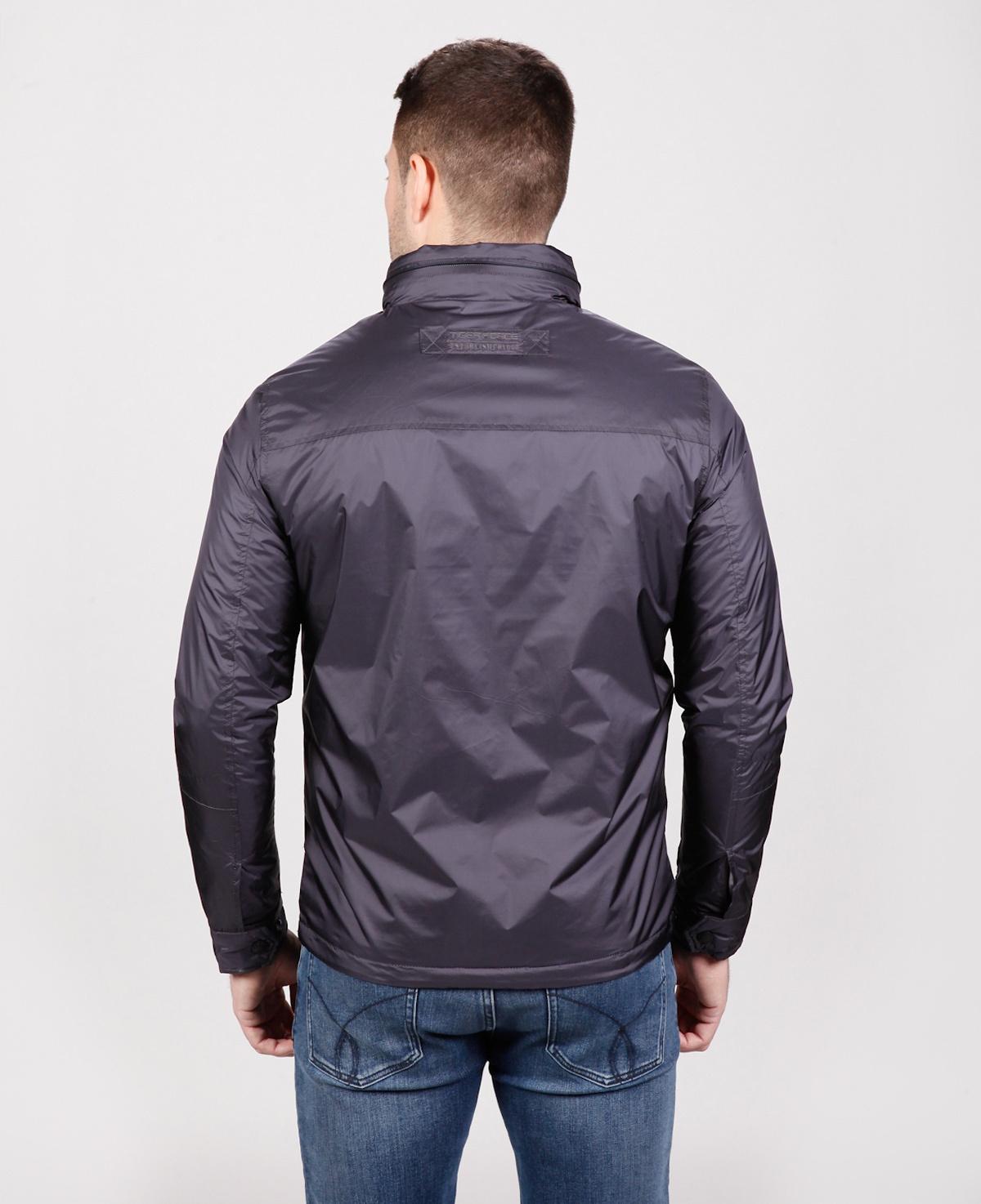 куртка серая tiger force 51174 Tiger Force куртки и ветровки 51174