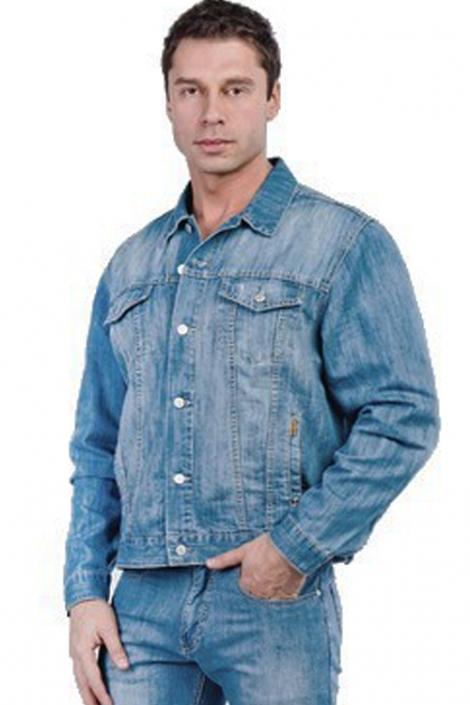 Джинсовая куртка 12049mb