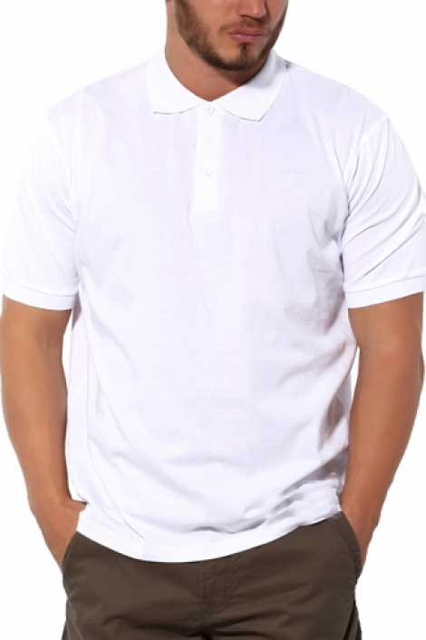 футболка поло 21169 white Montana футболки поло 21169 White