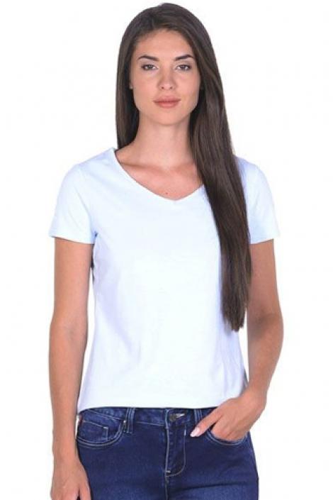 montana женская футболка sky blue Montana майки и футболки  21683