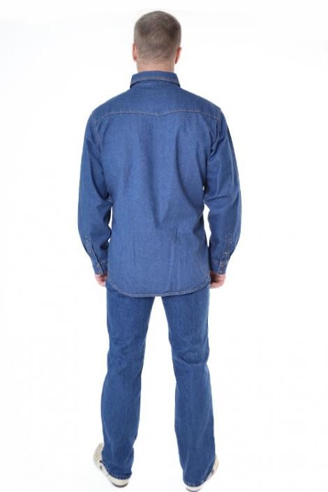 Рубашка Монтана 5058 Stone Wash