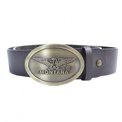 Ремень MONTANA 31021 кожаный
