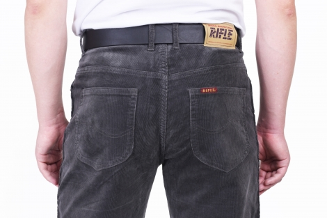 джинсы rifle вельвет gry Rifle джинсы классические RL-842L Gry