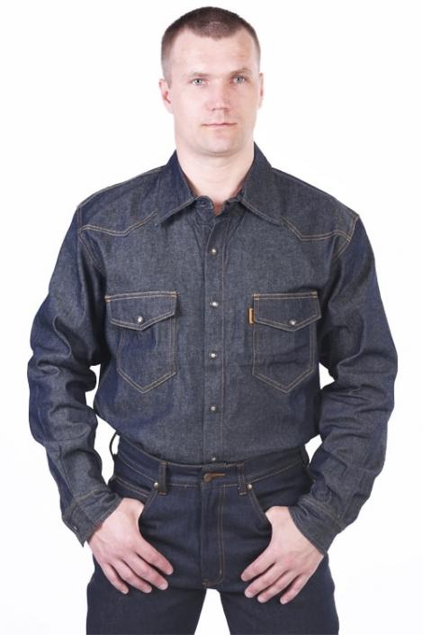 рубашка монтана un wash Montana рубашки S-0168 Un Wash