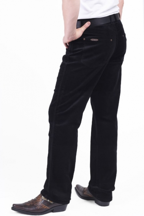 монтана вельветовые джинсы Montana джинсы классические 842 Black