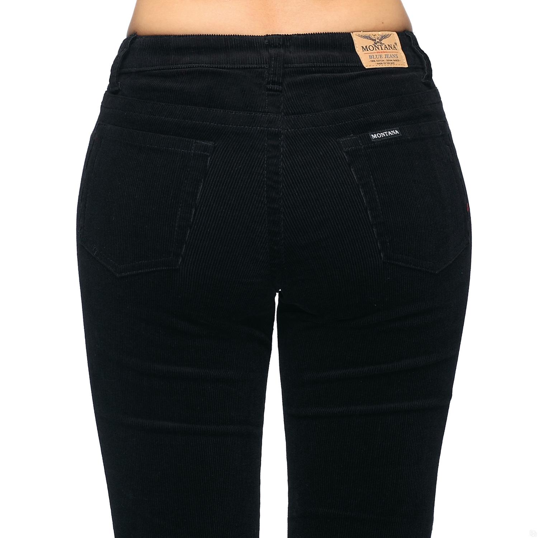 bbf7608c3ada9 джинсы женские montana 10713 (черные) Montana женские джинсы 10713