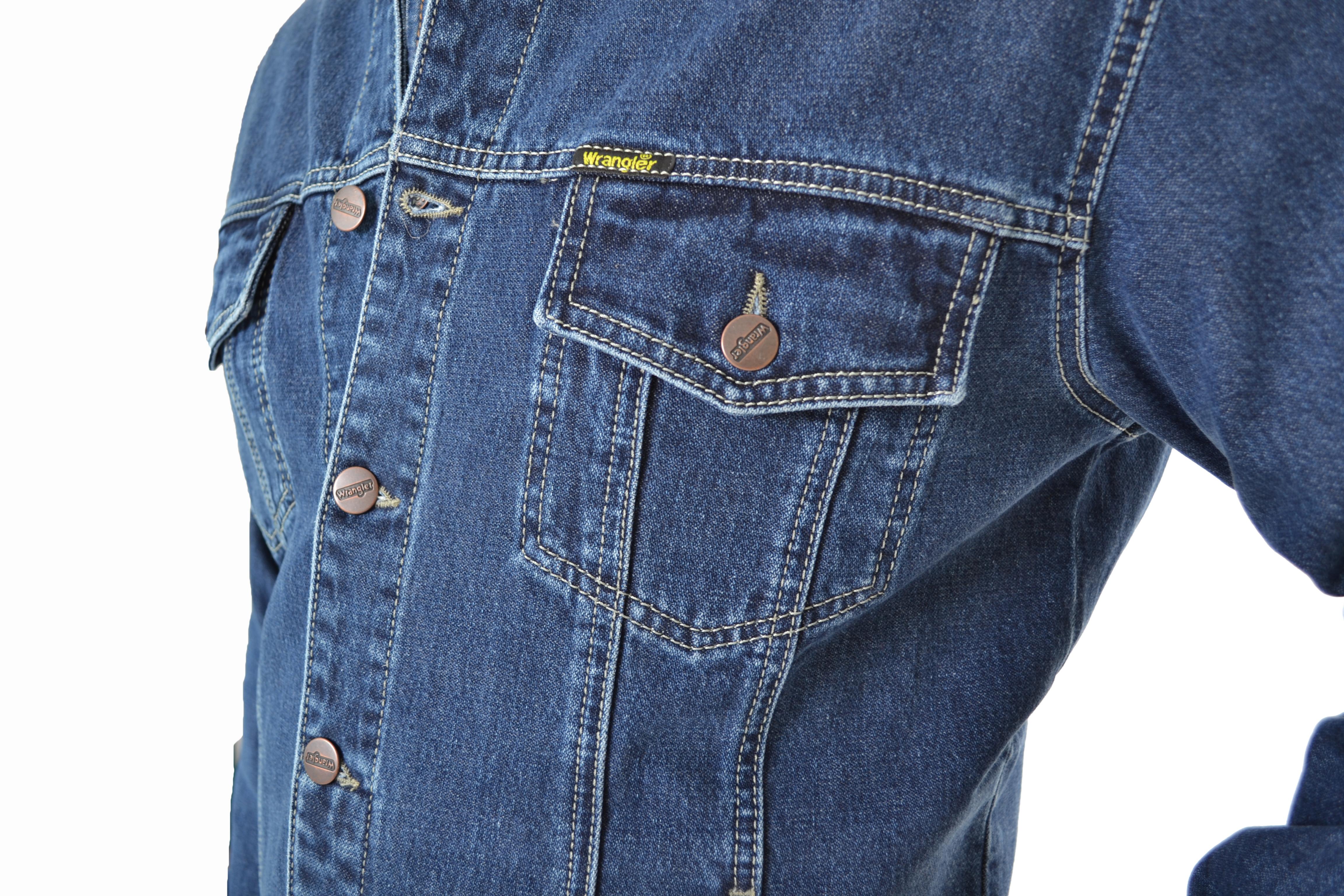 310c856c2e6 Купить Джинсовая куртка Wrangler