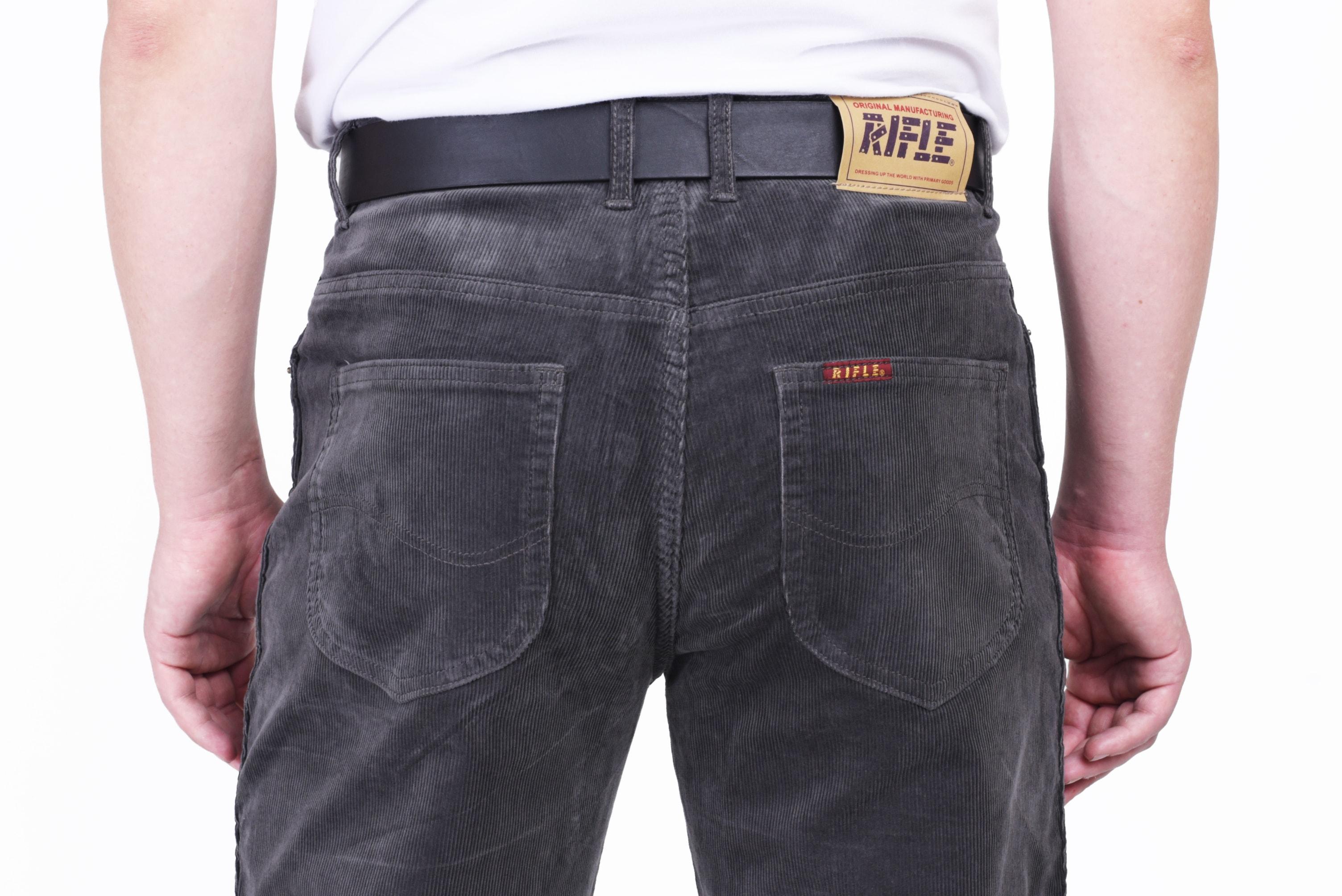 джинсы rifle вельвет gry Rifle джинсы классические RL-842L Gry 830aaf6c7d9a9
