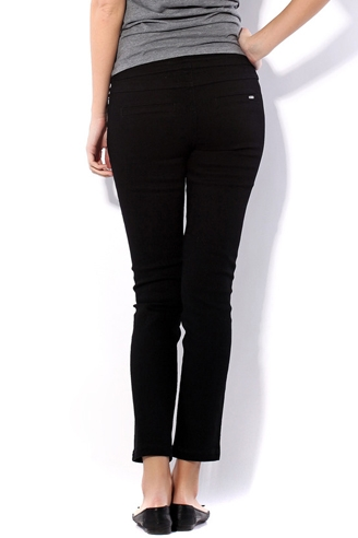 джинсы-леггинсы женские черные montana Montana женские джинсы 10777