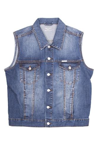 Жилет джинсовый Montana MB 12055