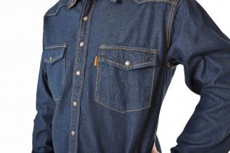 Костюм джинсы и рубашка Монтана 12190RW