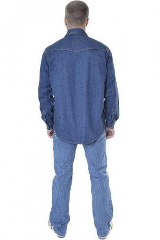 Джинсовая рубашка Montana 12190SW