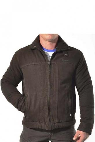 куртка мужская воротник стойка Cordial Jeans джинсовые куртки 1735