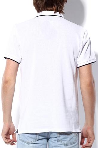 футболка-поло белая Montana футболки поло 21171 white