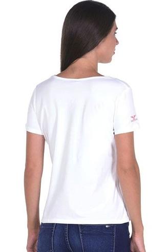 montana женская футболка цвет белый Montana майки и футболки 21683