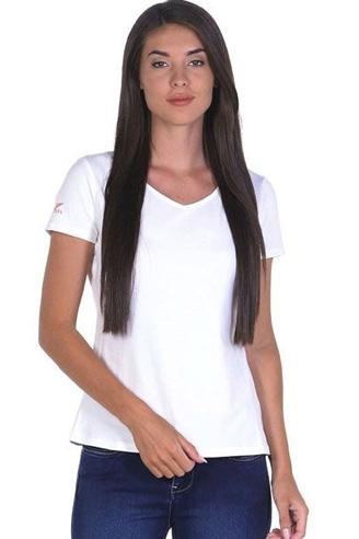 Montana женская футболка Цвет белый