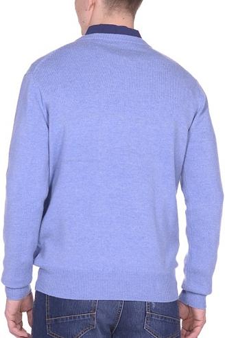 пуловер montana 26095 голубой Montana толстовки и свитера 26095