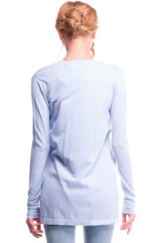 кардиган montana 26653 silver grey Montana майки и футболки 26653