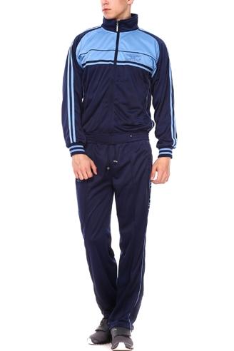 Спортивный костюм MONTANA сине-голубой