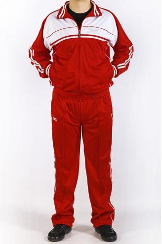 Спортивный костюм MONTANA красно-белый