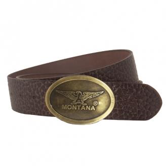 Ремень MONTANA 31023-1 кожаный