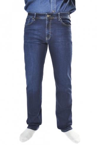 Классические стрейчевые джинсы