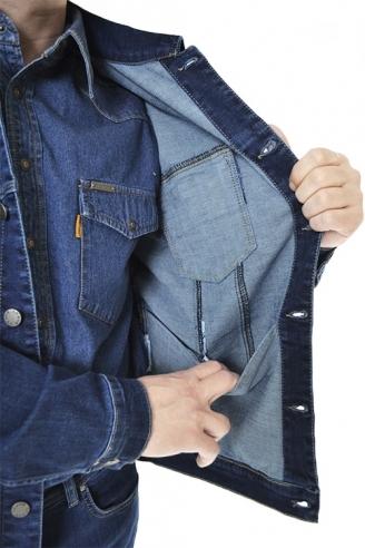 Костюм джинсовый мужской
