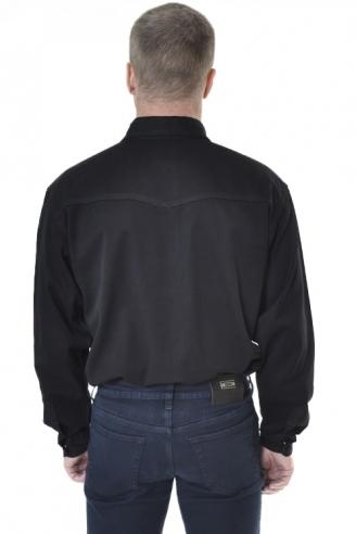 Джинсовая рубашка мужская Boss