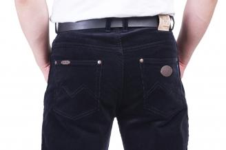 монтана вельветовые джинсы nav Montana джинсы классические MO 842 Nav