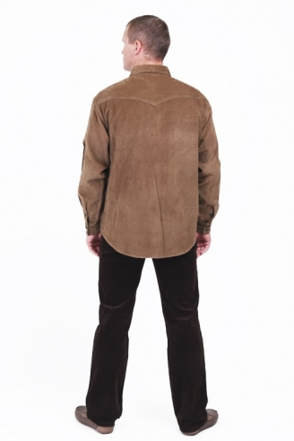 джинсы и рубашка монтана grn+d.brown Montana джинсовые костюмы MO 542GRN+5072D.Brown